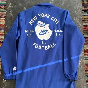 Nike NY City Big Apple Jacket Size S